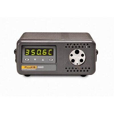 Fluke 9100s-a-156 Dry-well 115 Vac Handheld Hi-temp Block A