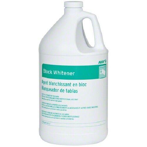 Butcher Block Cutting Board Whitener Kay Chemical Company - 1 Gallon~NEW.