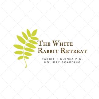 THE WHITE RABBIT RETREAT - Rabbit + Guinea Pig Holiday Boarding