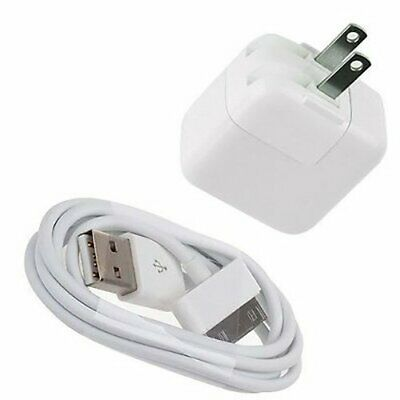 For Apple iPad 1/2/3 iPod iTouch 1/2/3/4 Premium USB Sync Data Cable Charger