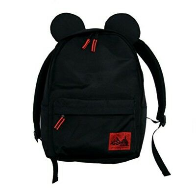 Mickey Mouse Backpack For Adults (Tokyo Disney Resort Limited Mickey Mouse shaped rucksack backpack for)
