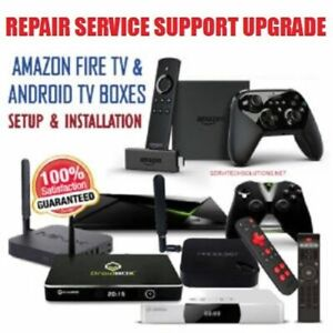 ANDROID MYGICA MAG AVOV MINIX TV BOX ► SERVICE ►REPAIR ► UPGRADE