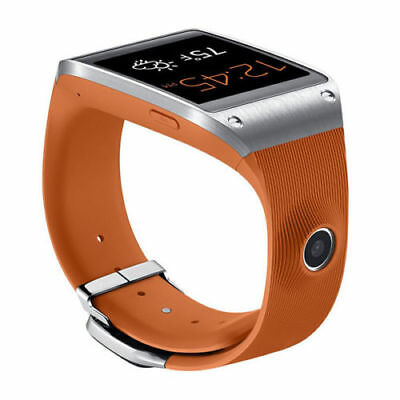 Used, Brand New Sealed Samsung Galaxy Gear Smartwatch  Wild Orange for sale  Shipping to Canada