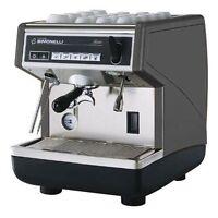 Nuova Simonelli Appia espresso machine-single group