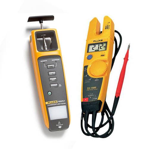 Fluke 1000FLT/T5US Fluorescent Light Tester Kit