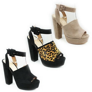WOMENS-LADIES-PLATFORM-HIGH-BLOCK-HEEL-PEEP-TOE-CUT-OUT-SANDALS-SHOES-SIZE-3-8