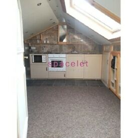 Loft Bedsit To Rent Stockwell Road, Brixton SW9 9TF