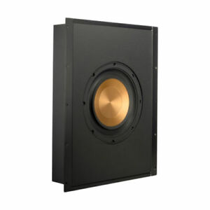 In Wall Subwoofer >> Klipsch Pro 1000sw In Wall Subwoofer For Sale Online Ebay
