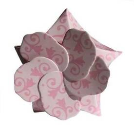 50x Lily Box - Pink