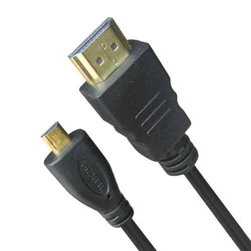 High Speed HDMI to Micro HDMI Cable-6