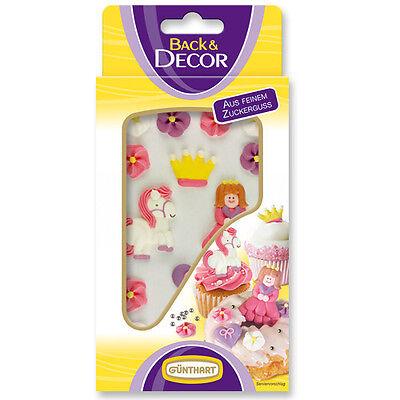 Zuckerdekor Prinzessin Königin Cake Pops Funny Tortendeko Kuchen Geburtstag  ()
