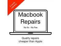 Affordable & Professional Macbook Repair Service - liquid damage specialist - 3 months warranty