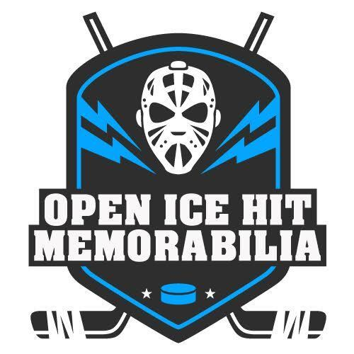 Open ice hit