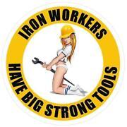 Ironworker Stickers