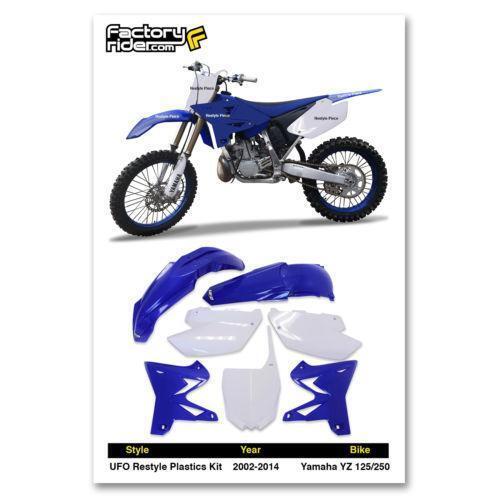 Yamaha 125 dirt bike ebay