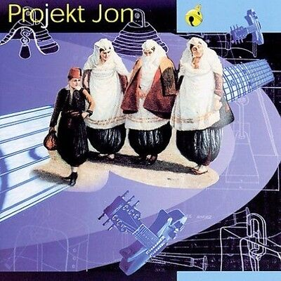 Projekt Jon - Projekt Jon [New Cd]