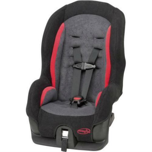 Car Seat Evenflo Tribute Convertible 5-45 pounds Rear&Forwar