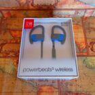 Apple Blue Headphones
