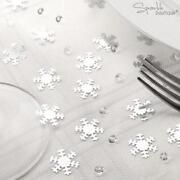 Snowflake Table Confetti