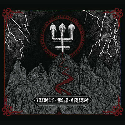 Watain   Trident Wolf Eclipse  New Cd  Digipack Packaging