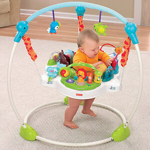 Fisher Price Jumperoo - baby jumper