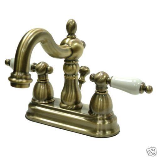 Antique Porcelain Faucet Handles Ebay