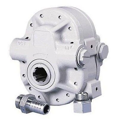 Hydraulic Fluid Pump - Pto Powered - 23 Gpm - 2000 Psi - Commercial Duty