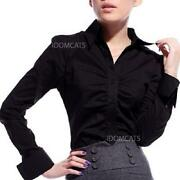 Womens Work Blouses
