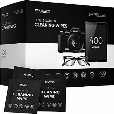 Anti Fog Wipes Cleaner Dirt Wipe for glasses Eyeglass Lens Cleaning 400 Pack