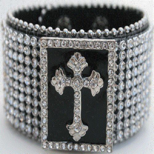 Western Leather Cuff Bracelet Ebay