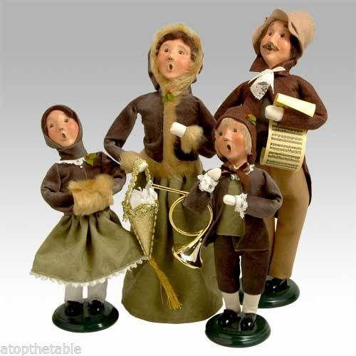 Victorian Christmas Carolers Figurines: Deals On 1001 Blocks