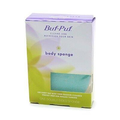 - Buf-Puf Double-Sided Body Sponge