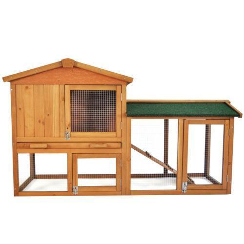 Guinea pig house ebay for Free guinea pig hutch