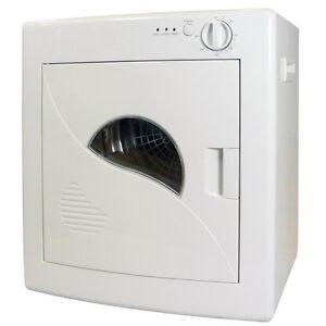 mini tumble dryer ideal for flats caravans boats. Black Bedroom Furniture Sets. Home Design Ideas