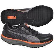 Mens Black Puma Shoes