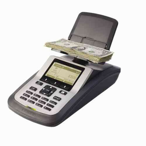 TellerMate T-ix 3500 Currency / Change Money Counter Counting Machine-NIB