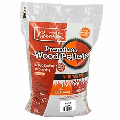 pellets for grilling maple barbecue wood smoking