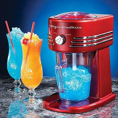 Frozen Drink Machine Margarita Slush Maker Shaved Ice Slushie Puppie Beverage