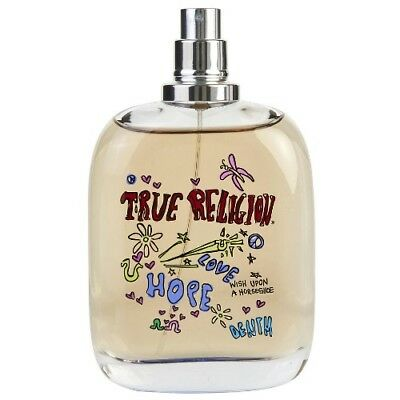 True Religion Love Hope Denim 3.4 oz EDP Perfume for Women Brand New Tester