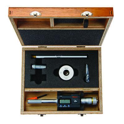 Mitutoyo 468-977 Digimatic Holtest Set .5-.812.7-20.32mm Range .00005