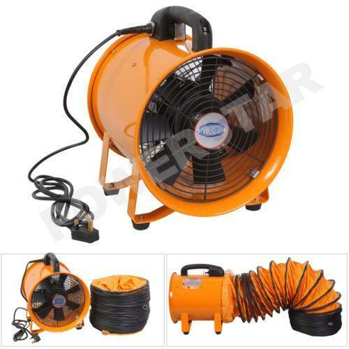 Portable Extractor Fan Ebay