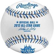 2012 All Star Baseball