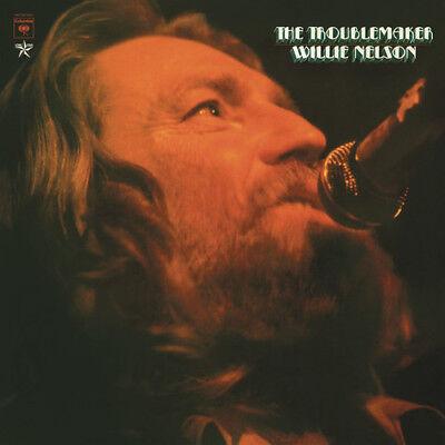 Willie Nelson - Troublemaker [New Vinyl] 140 Gram Vinyl, Download Insert