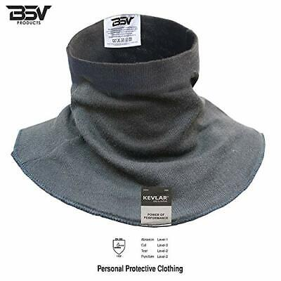 Kevlar Welding Neck Protection - Cut Scratch Heat Resistant- Made With Kevlar