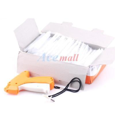 Regular Clothing Garment Tag Gun 5000pcs 1 Price Brand Label Tagging Barbs
