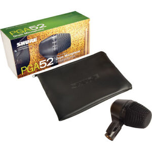 "Shure PGA48 Vocal Mic with On/Off Switch & XLR-1/4"" Cable"