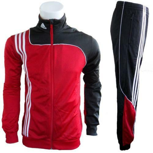 adidas jogginganzug kleidung accessoires ebay. Black Bedroom Furniture Sets. Home Design Ideas