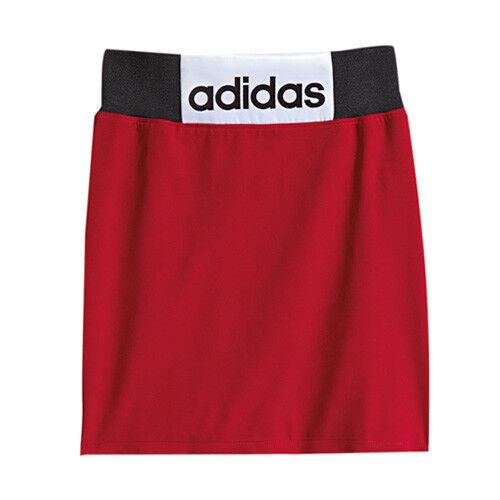 adidas Originals Jeremy Scott Boxing Skirt sports red