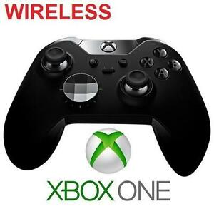 NEW XBOX ONE WIRELESS CONTROLLER - 114792385 - VIDEO GAMES - ELITE