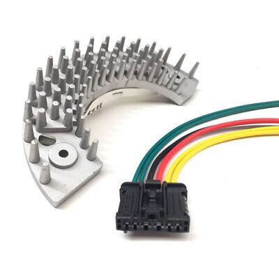 Heater Blower Fan Resistor + Wiring Harness R3074 - BRAND NEW - 5 YEAR WARRANTY